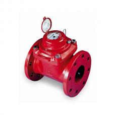 Счетчик горячей  воды WPH-I-W  90°С, Dn 100 , Qn 60  L 250 mm с импульсным датчиком ( 100L/lmp)