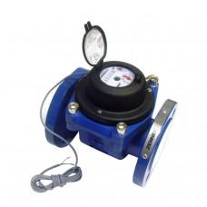 Счетчик Холодной  воды WPH-I-K  40°С, Dn 100 , Qn 60 L 250 mm с импульсным датчиком ( 100L/lmp)