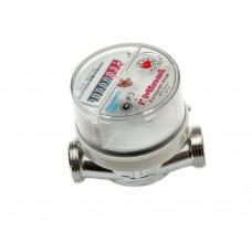 Счетчик холодной  воды  Миномесс  СВХ 40°C, DN 15 ,Qn 1,5 L-80 mm,