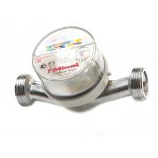 Счетчик горячей  воды  Миномесс  СВГ 90°C, DN 20  Qn 2,5 L-130 mm,
