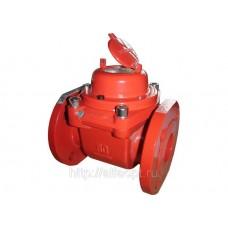 Счетчик горячей  воды WPH-I-W  90°С, Dn 50 , Qn15  L 200 mm с импульсным датчиком ( 100L/lmp)