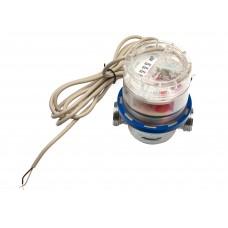 """Счетчик холодной воды ETK-I-N-AM 40°C, DN 15 ,Qn 1,5 L-80 mm, G3/4""""B c импульсным датчиком"""