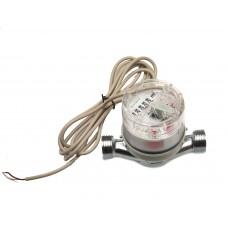 """Счетчик горячей воды ETW-I-N-AM 90°C, DN 15 ,Qn 1,5 L-110 mm, G3/4""""B с импульсным датчиком"""