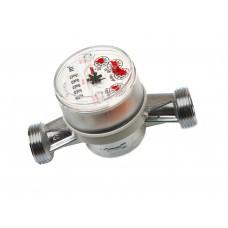 "Счетчик горячей воды ETW-N-AM 90°C, DN 20 ,Qn 2,5 L-130 mm, G1""B"
