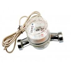 """Счетчик холодной воды ETK-I-N-AM 40°C, DN 20 ,Qn 2,5 L-130 mm, G1""""B с импульсным датчиком"""