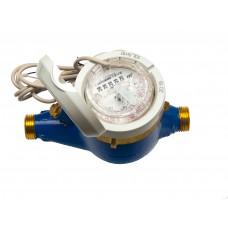 Счетчик холодной воды MTK-I 40°С, Dn 15 , Qn 1,5 L 165 mm с импульсным выходом