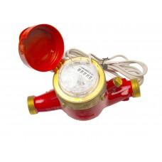 Счетчик горячей воды MTW-I 90°С, Dn 15 , Qn 1,5 L 165 mm с импульсным выходом