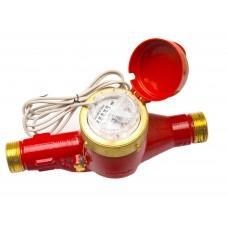 Счетчик горячей воды MTW-I 90°С, Dn 40 , Qn10  L 300 mm с импульсным выходом