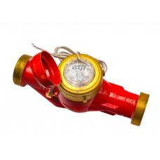 Счетчик горячей воды MTW-I 90°С, Dn 50 , Qn15  L 300 mm с импульсным выходом